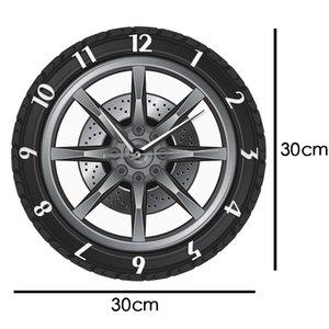 Custom Your Garage Name Car Service Repair Garage Acrylic Wall Clock Tire Wheel Auto Watch Vintage Mechanic Car Workshop Decor LJ201204