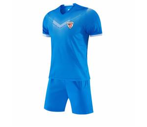 2021 Athletic Bilbao Adult Short Training Set Running Sportswear Quick Dry Kids Soccer Jersey Men's Football Jersey