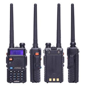 2PCS Baofeng UV-5R Walkie Talkie UV5R CB Radio Station 8W 10KM VHF UHF Dual Band UV 5R Two Way Radio for Hunting Ham