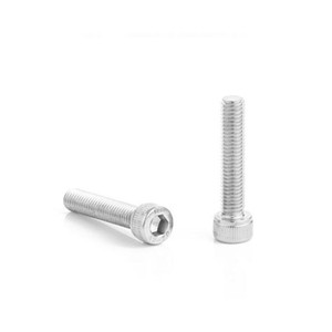 high quality 100pcs m4 m5 din912 304 stainless steel hexagon socket head cap screws hex socket bicycle bolts hw003