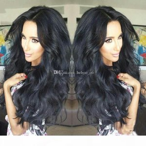 9A Best Lace Front Human Hair Wigs Glueless Full Lace Wigs 100% Brazillian Virgin Human Hair Body Wave Wavy Wigs For Black Women