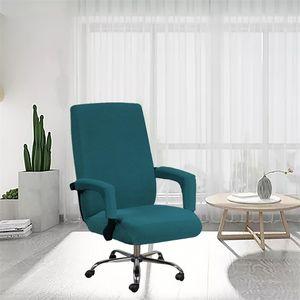 Couvertures de siège en tissu Set Color Color Office Ordinateurs élastiques Chaise d'accoudoir Home Anti Sale Couverture Nettoyante Nouvelle arrivée Vente chaude 22SP G2
