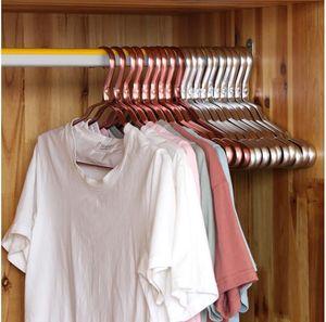 1.2cm Alaşım Portmanto Antiskid Traceless Ev Çamaşır Rafları Çok Renkli Dayanıklı Geniş Destek Metal Parlak 2 2SF G2