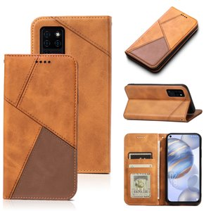 For Oukitel C18 Pro C19 C21 C21 Pro Comfortable Hand Feeling wallet leather phone case