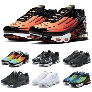 2020 New Tn Plus III 3 Turned Kids Running Shoes Women Mens Sneakers requin tns chaussures femme Homme mercurial Trainers Taquets Scarpe