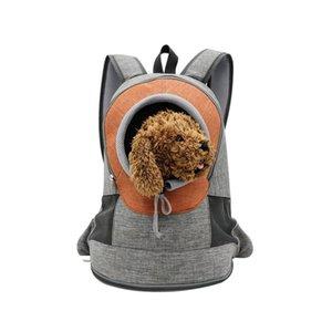 Tragen von Trägerwelpen HG99 Outdoor atmungsaktives Kätzchen für Tasche Kitty Rucksack Pet Pujbs