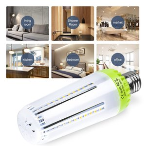 wholesale 10W 15W 20W Ampoule 110V E14 E27 LED Lamp 220V Bombilla Smart IC Home Light Bulb No Flicker Energy Saving Fast delivery