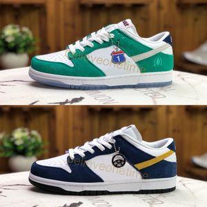 دونك SB منخفضة Kasina طريق تسجيل نبتون الخضراء 2020 CZ6501-101 الرجال النساء الاحذية كوريا 80S حافلة الصناعية الأزرق CZ6501-100 الرياضة أحذية رياضية
