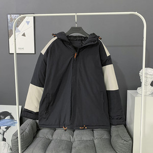 Quente jaqueta de Inverno Jacket Men térmica espessa camada de Down Neve Masculino Quente Outwear ultralight Branco Duck Down Jacket Men qq