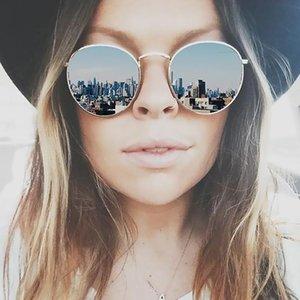 Classic Small Oval Polarized Sunglasses Women Brand Designer 2021 trend Vintage Driving Round Sun Glasses Retro Shades For Women
