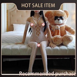 Love Dolls 158 centimetri con il seno Tpe Love Sex For Men giocattolo adulto Big alta Big Ass realistico Bambole bocca bambola vagina Real Sex Doll Jqppv