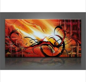 HUGE Modern abstract abstract Framed & Unframed Large Home Decor Handpainted &HD Print Oil painting On Canvas Wall Art Canvas Pictures-E018