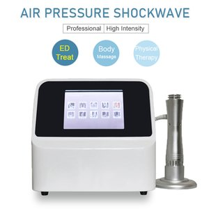 2020 Новая ударная волна боли Терапия Лечение машина Shockwave терапия машина Acoustic Radial Shockwave Расслабляющий массаж