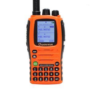 Walkie Talkie Wouxun KG-UV9D Mate 7bands / Air Band 10W PowerFrul 3200MAlcross Amateur-Upgrade plus Schinken Radio Talkie1