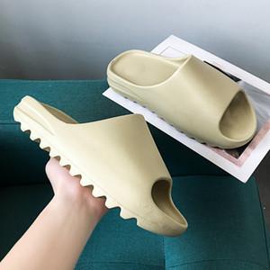 Coslony Pantoufles pour hommes Mode Summer Couleur Solid Couleur Casual Home Slipper Chaussures Eva Non-Slip Chaussures Plage Pantoufles Douche C0127