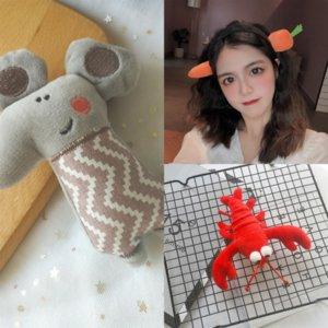 Rfntrhinestone Sonnenblume Strass Huachenyu derselbe Stil Mode Brosche Kristall Eagle Broschen Fox Pin Brosche