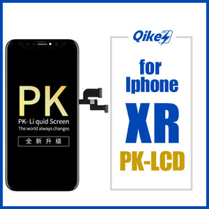 100% Tested PK TFT LCD Pantalla Screen For iphone XR tft Screen LCD Display Touch Screen Digitizer Assembly For iPhoneXR