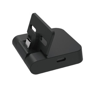 Charging Base for Switch Lite Folding Charging Bracket with USB HUB