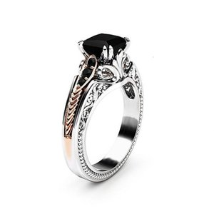Designer Real Solid Ring Diamond Pandora Style Ring Wedding Jewelry Rings Engagement for Women