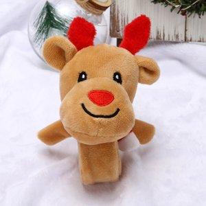 Décorations de Noël Tik Tok Sensation en ligne Bangle Bracelet de Noël Père Noël Bonhomme de neige Elk Nouveau