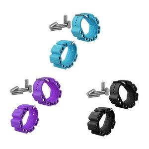 2 pcs poids de poignet durables Wearable Musculation Bracelet Intensification Fitness Équipement d'exercice pour la marche Jogging Gymnasti