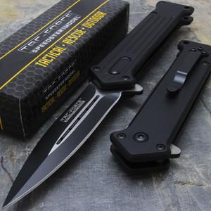 """8 """"TAC FORCE SPRING معزز للطي الخنجر تكتيكي نصل السكين الجيب المفتوحة"""