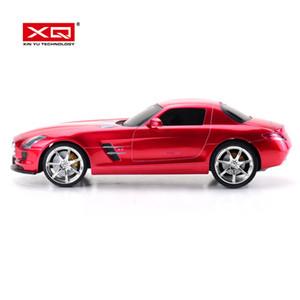 XQ 1/24 Funkfernsteuerung RC Mercedes-Benz SLS AMG Sport Rennwagen Spielzeug für Kinder Kinder Erwachsene