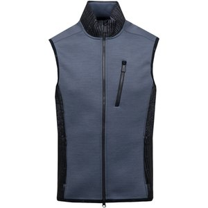 Autumn and winter simple and thin men's Vest sports casual windproof Jacket Vest can be printed