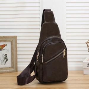 Alta qualidade moda masculina artesanais estilingue saco cruz corpo mensageiro sacos de 4 cores mulheres ao ar livre saco de peito bolsa de cintura pacote de venda quente