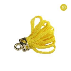 10pcs 3.5cm mini rayon flor borlas franja diy artesanato decoração suprimentos brincos colares jóias faz cortina acessórios h jllhkp
