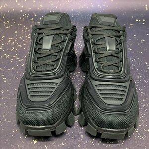 Moda Klasik Platform Ayakkabı Cloudbust Thunder Sneaker Rahat Üçlü Siyah Beyaz Sarı Açık Erkek Bayan Snealers Tasarımcı Ayakkabı 40-46