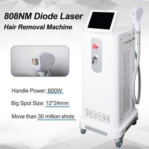 2020 808nm Диодная лазерная машина Профессиональный Alma Machine Perstane Hair Уход за уходом на кожу Для всех Цвет кожи Безболезненный CE Утвержден