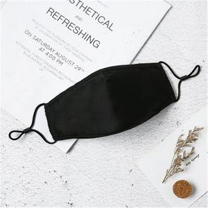 Многоразовый не может моющийся Breathe я Usa Конструктор шарф лица Защитная ткань дышащая Велоспорт Черная маска Dropshipping C02 # 707