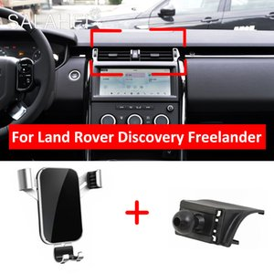 For Land Rover Discovery Freelander Interior Dashboard Cell Stand Car Accessories Mobile Phone Holder