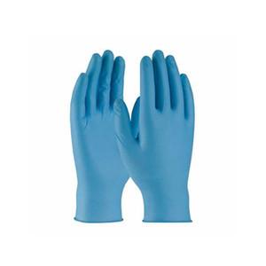 Luvas de nitrilo médica exame PVC Láte de látex Textured Luvas estéril com textura vendendo luvas de vinil de nitrilo misturar Preis Hersteller