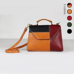 Shoulder Colored Designer Bag Candy Quality Crossbody Messenger Women Bag Handbag High Fashion Vintage Mtaig