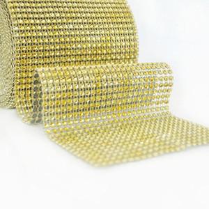 DIY Diamond Napkin Ring Christmas Rhinestone Wrap Santa Claus Chair Buckle Hotel Wedding Supplies Home Table Decoration HWC4026