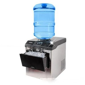 ice making machine electric commercial or homeuse countertop Automatic bullet ice maker, ice cube making machine, 220V HZB-25 BF LLFA