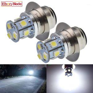 2 x P36S BPF P323 LUCAS LLB323 VOITURE DE LED POGEMENT DE BOUILLAGE DE LAMPLIGHT DE LED 9SMD 3.6W Blanc 6000K 12V 24V 30V DC Auto Styling1