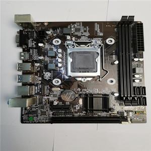 Intel H81 Masaüstü Anakart H81 Soket LGA 1150 i3 DDR3 16G Micro-ATX UEFI BIOS Orjinal Yeni Ana Kart