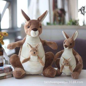 Peluche Machine Toys Doll Kangaroo