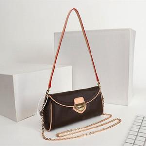 Bolso de mano bolsas de moda Lady Bolsas de cuero genuino con letras Multi L Accesorios Flor Bag Bolso Bolsos Bolsos Hermosas bolsas