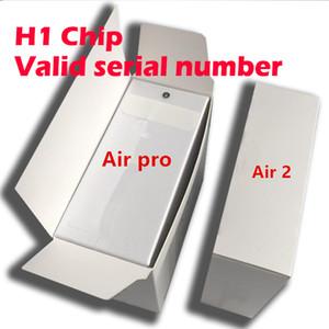 Réduction du bruit Mode transparent Air 3 H1 puce Renommer GPS sans fil Chargement Bluetooth Casque Pods 2 PRO AP2 AP3 AP3 Earbuds 2e génération