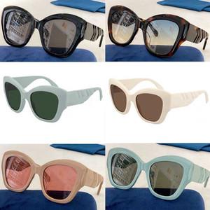 2021 Womans chat lunettes de soleil lunettes de soleil femmes design Sunglasses femmes mode lunettes de soleil Fishbone miroir jambe design lunettes 0808 avec boîte originale