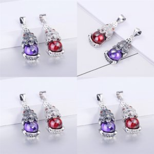 PDTI Exquisite Kristall Satellitenhalskette Elegante Perle Halskette Clavicle Wing Pearl Barock Halskette Choker Halsketten Kristall Engelskette