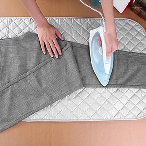 New Ironing Mat Laundry Pad Washer Dryer Cover Board Heat Resistant Blanket Mesh Press Clothes Protector1