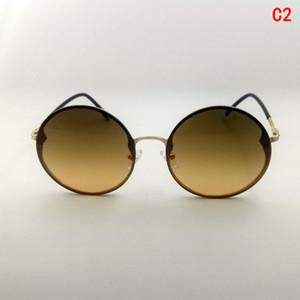 Мужская мода стекла глаз кадры люнеты де Солей марочные очки человек Женщина Мужчина Медь UV400 Золотой Adumbral Gafas де Соль де Diseñador