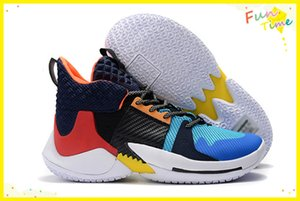 Why Not Zer0.2 Future History Men Outdoor Shoes Russell Westbrook Multi-Color Total Crimson-Sail mens shoes sports sneakers