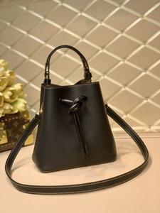 Bucket bag women Drawstring bag bucket lady messenger bag phone purse satchel chain shoulder bags handbag,D048 M45396 size:20..20..13CM
