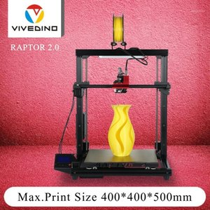 Printers VIVEDINO Raptor 2.0 Pulley Version Drucker Large Printing Area Resin Jewelry High Quality 3d Laser Printing1